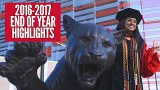 2016 - 2017 End of Year Highlights