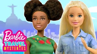 Barbie, Daisy, and the Carnival of Clues | Barbie Travel Mysteries: Brazil | Barbie
