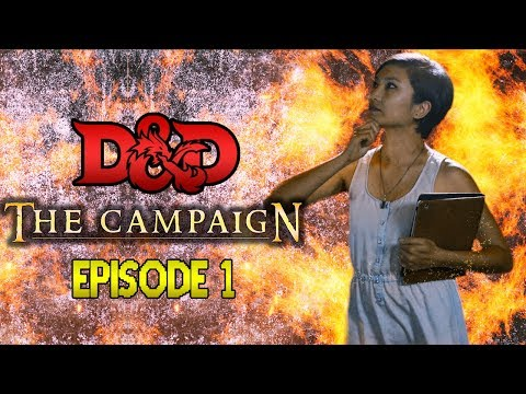 A Dark and Stormy Night - Dungeons & Dragons // The Campaign   Snarled