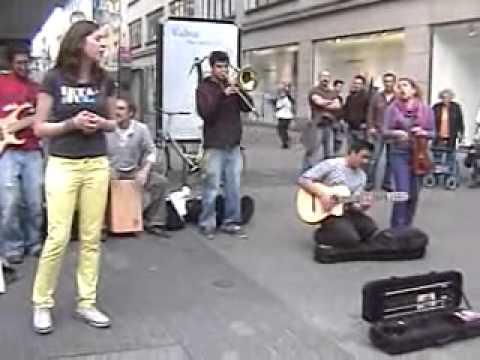 Burçak tarlası -  Alyuvar Mannheim sokak konseri 2011