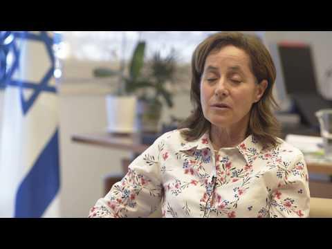 Συνέντευξη της Πρέσβειρας του Ισραήλ, Ιρίτ Μπέν-Άμπα στο zougla.gr