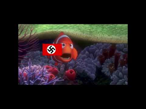 WW2 In A Nutshell [Explained By Finding Nemo]