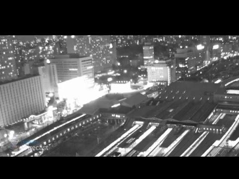 品川 駅 ライブ カメラ 品川エリアからの眺め ネットワークカメラ キヤノン