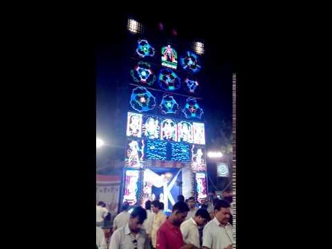 ghazipur Lanka Durga pooja