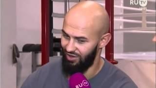 Съемки клипа Джигана и Юлии Савичевой - Любить больше нечем (Репортаж RU TV)