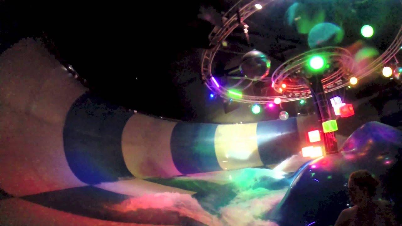 HD Disco H20  Group Water Slide at Wet n Wild Orlando