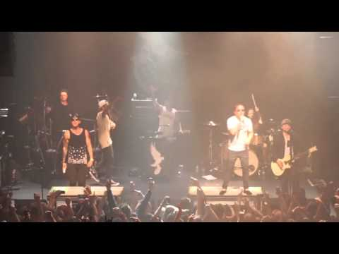 Hollywood Undead - Hear Me Now (Gramercy Theater - 03.11.2015)
