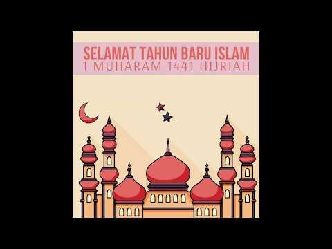 Selamat Tahun Baru Islam 1441 H Youtube