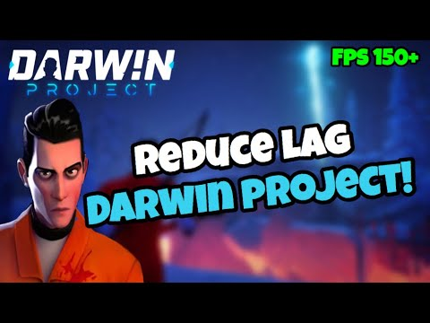 How To Reduce Lag And Frame Drops On Darwin Project For Xbox One! WORKS 100%