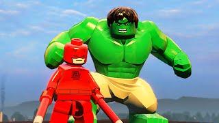 СВОБОДНАЯ ИГРА в LEGO Marvel's Avengers - Часть 2