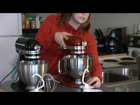 Kitchenaid Classic Vs Kitchenaid Artisan Mixer Review