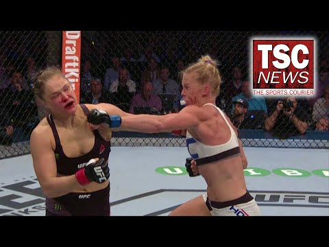 UFC 193: Rousey vs. Holm Recap