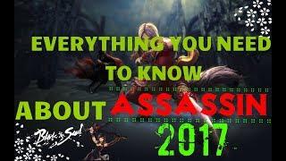 Blade & Soul  Lightning&Shadow Assassin Guide