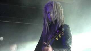 Mortiis - Demons Are Back, A38 Hajo - Budapest 07.03.2011