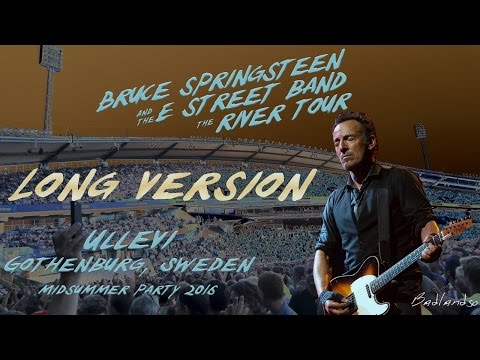 Bruce Springsteen - Midsummer party in Gothenburg - June 25 & 27, 2016 (HD) Documentary Long Version