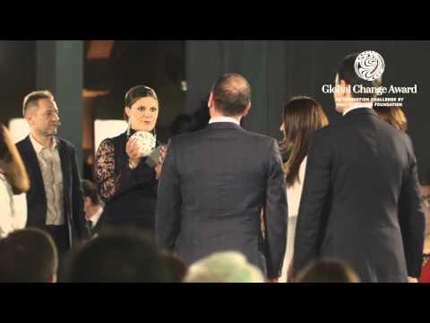 Vittoria al Global Change Award della H&M Conscious Foundation
