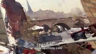 The Passionate Painter in Antwerp: Alvaro Castagnet