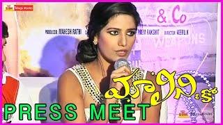 Malini & co movie press meet - latest telugu movie - poonam pandey