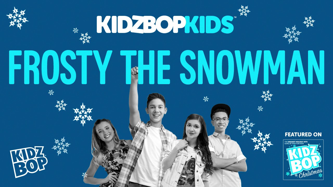 KIDZ BOP Kids - Frosty The Snowman (KIDZ BOP Christmas) - YouTube