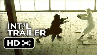 Warriors Official Trailer 1 (2014) - Argentinian Martial Arts Short Film HD