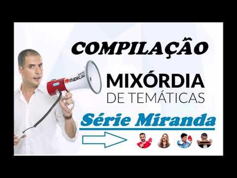 Ricardo Araújo Pereira - Mixórdia de Tematicas Serie Miranda 1/6