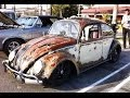 Turbo Boosted VW Rat Bug with Growl