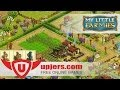 My Little Farmies - Produce fine oils - Upjers Screencast