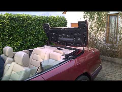 Mercedes E320 W124 Sportline Convertible