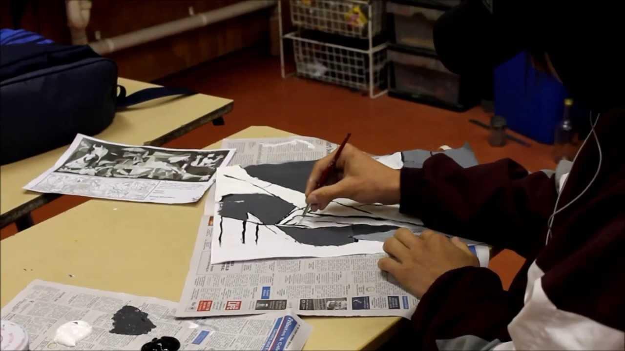 Guernica explained youtube buycottarizona Gallery