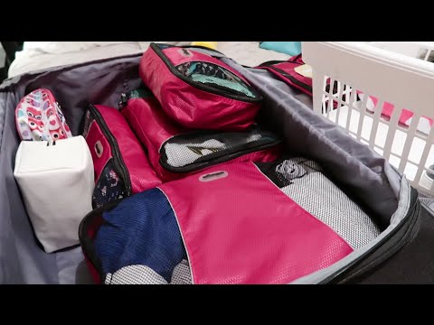 All About That Packing! | Vacation Packing for a Family of Five =)