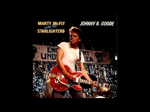 Marty Mcfly With The Starlighters - Johnny B  Goode (Audio Officiel)
