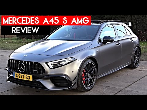 Here's Why This New 2020 Mercedes A45 S AMG Is The Best | REVIEW POV Test Drive Interior Exterior