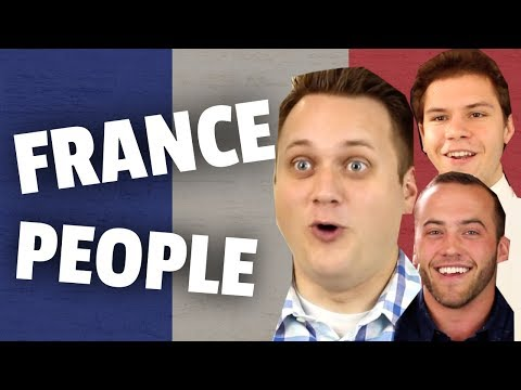 HOW TO BE FRENCH • What People In France Are Actually Like