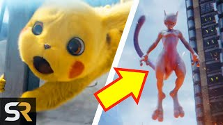 Detective Pikachu Trailer 2 Breakdown - Mewtwo Strikes!