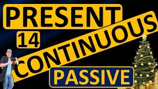 14. Английский: PRESENT CONTINUOUS PASSIVE / НАСТОЯЩЕЕ ПРОДОЛЖЕННОЕ ПАССИВНЫЙ ЗАЛОГ (Max Heart)