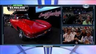 1967 Corvette L88, 1 of 20, 1 of 1 (sold 20140118)