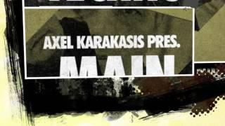 Axel Karakasis 'Main Room Techno' - Techno Samples Loops - By Loopmasters