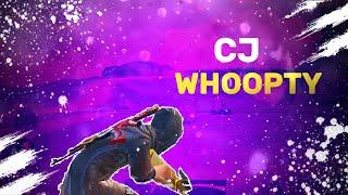 CJ - WHOOPTY🔥   BGMI montage - patel gaming