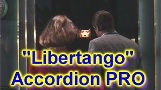 """""""Libertango"""" Oleg Baksheev. Accordion PRO Sheet Music"""