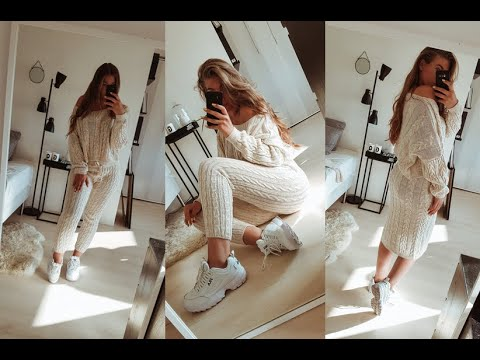 [VIDEO] - Fashion Statements By Q | | FALL OUTFITS 2018 | | Knitwear Trend Autumn Outfit Ideas 1