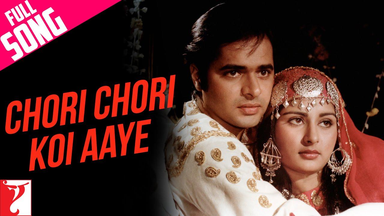Download Chori Chori Koi Aaye | Full Song | Noorie | Farooq Shaikh, Poonam Dhillon | Lata Mangeshkar, Khayyam
