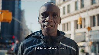 Eliud Kipchoge   Ready to Run NYC   Nike