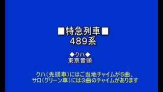 鉄道/電車 JR西日本「車内チャイム」 thumbnail