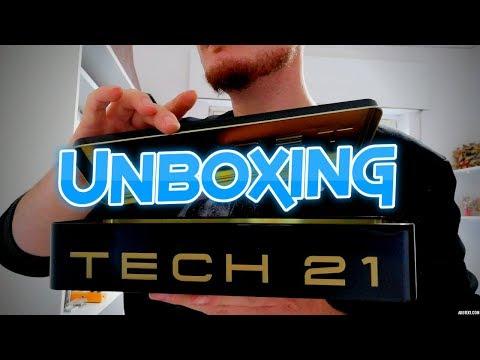UNBOXING Tech21 SansAmp SH1 Steve Harris