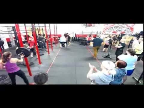 CrossFit Lowell Live Stream