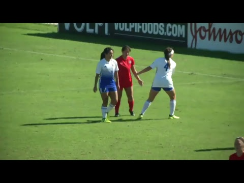 DA Winter Showcase: U-16/17 Solar Soccer Club vs. Washington Spirit Academy - Virginia