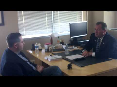 Save Jersey Interviews Freeholder Rob Hermansen September 2012 (Part 1)