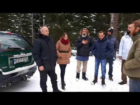 Natūralus miškas ir traumuoti medžiai - Reportažas iš Labanoro (4 dalis)