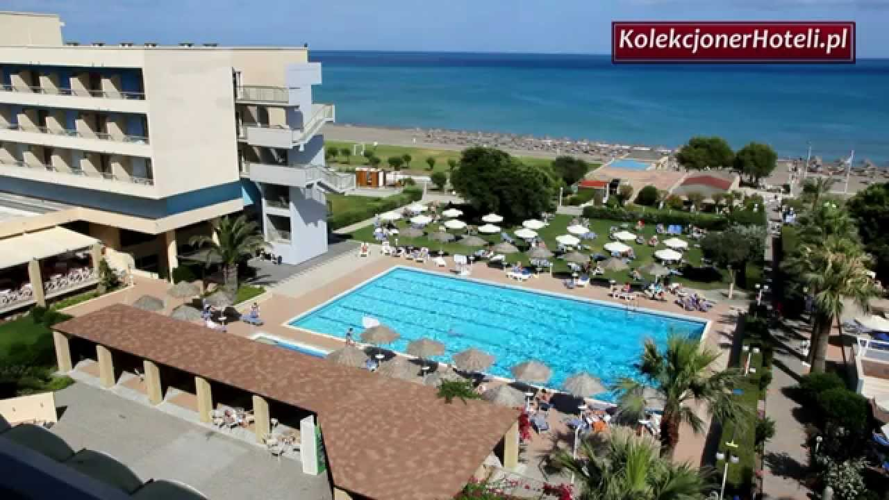 Blue Sea Beach Resort Rhodes Greece