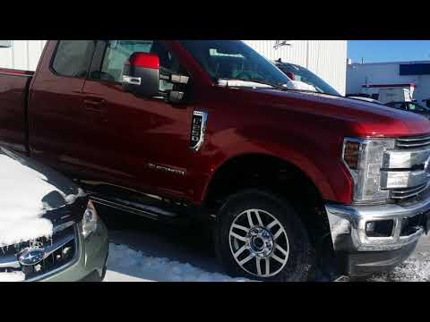 2018 Ford F-250 - Your Factory Order is in!
